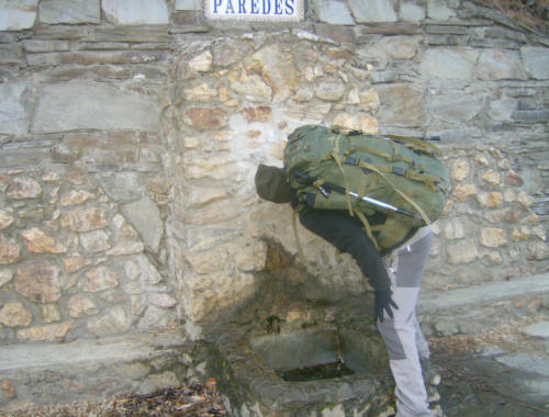 Fuente Paredes