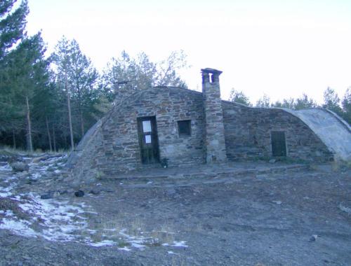 Vivac Piedra Negra